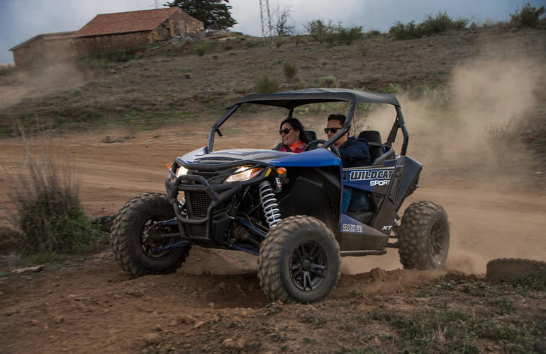 Buggy and quad adventure in Tenerife